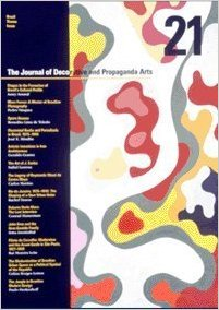 Journal of Decorative and Propaganda Arts 21 – Brazil Theme Issue