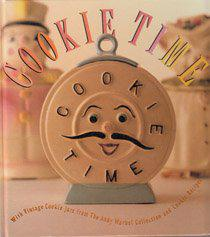 Cookie Time With Vintage Cookie Jars from the Andy Warhol Collection and Cookie Recipes