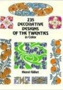 Design Motifs of the Decorative Twenties in Color