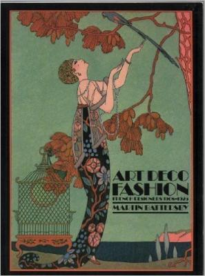 Art Deco Fashion: French Designers 1908 – 1925