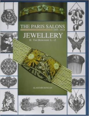 The Paris Salons 1895-1914: Jewellery I: Designers L - Z