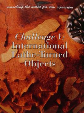 Challenge V: International Lathe-Turned Objects