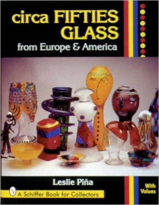 Circa Fifties Glass from Europe and America