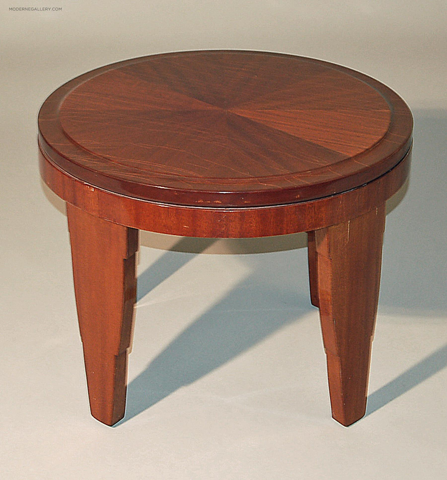 Art Deco End TableCoffee Table Moderne Gallery