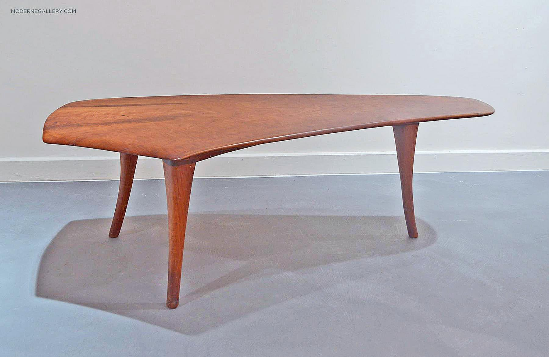 cherry coffee table | moderne gallery