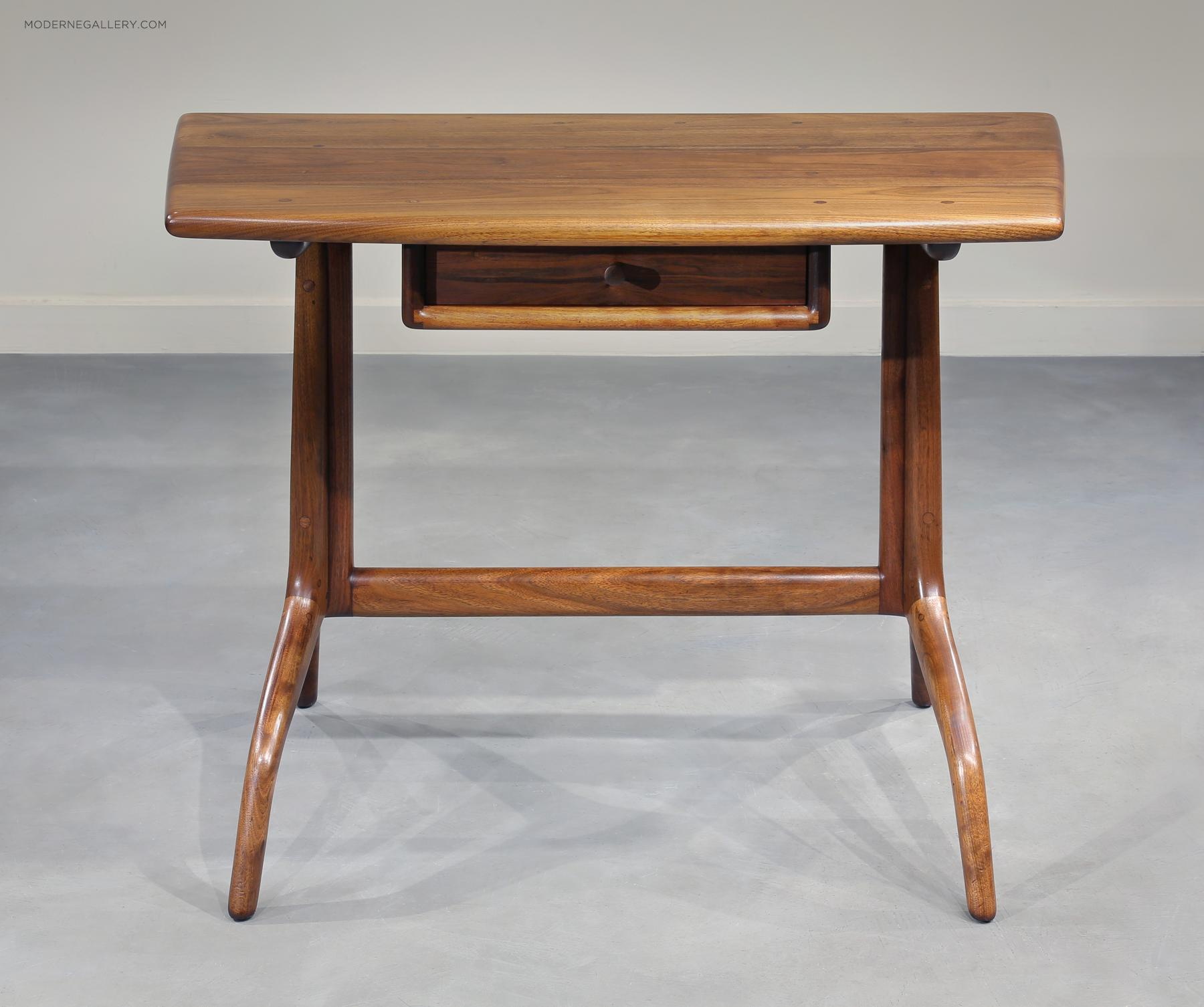 Early Console Server Desk By Sam Maloof 1961 Moderne